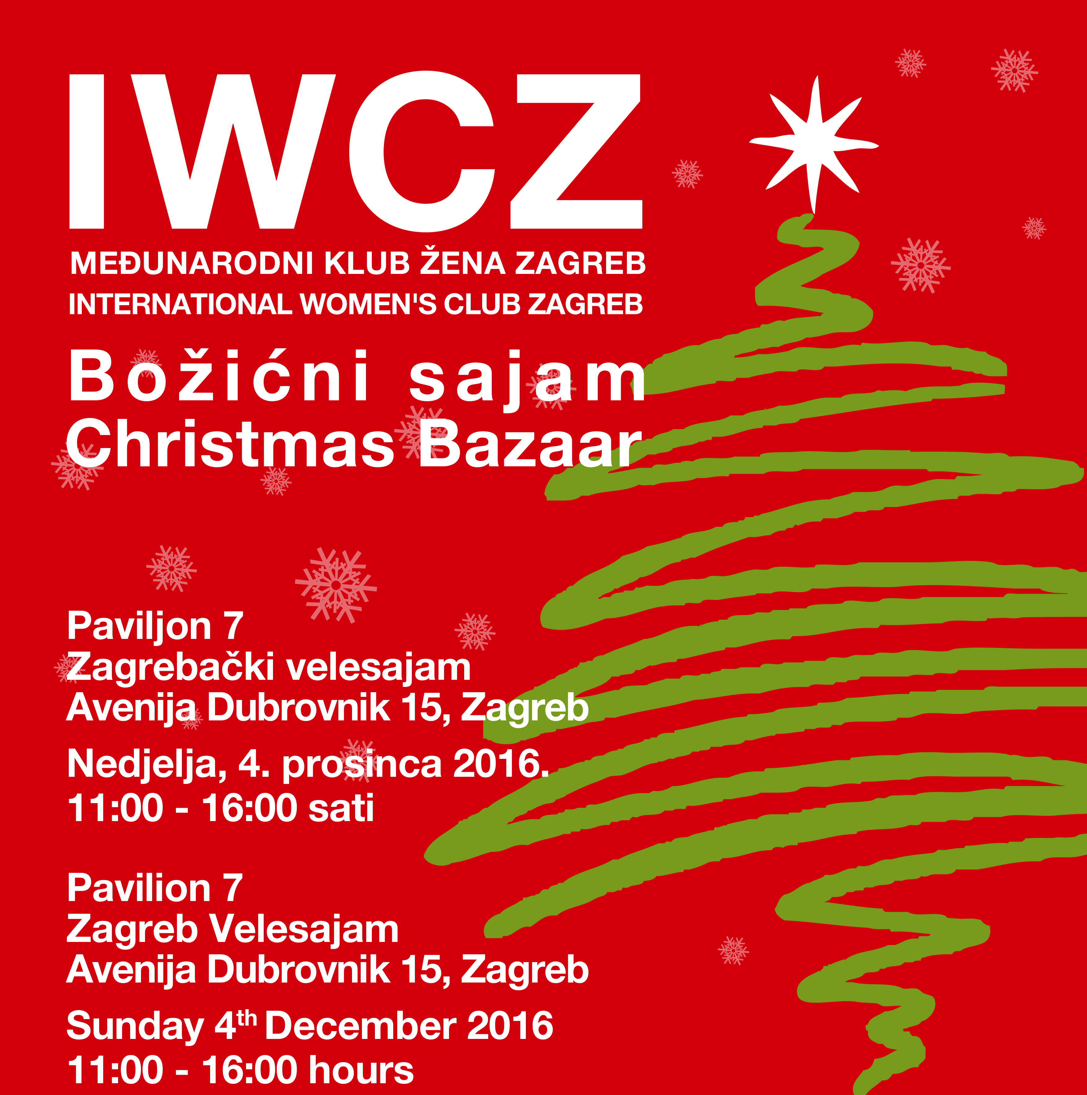 join stentor on christmas bazaar and win translation services voucher - 7 11 Christmas Hours